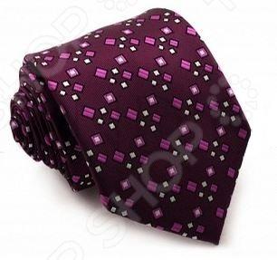 Галстук Mondigo 34031Галстуки. Бабочки. Воротнички<br>Галстук Mondigo 34031 это стильный мужской галстук из высококачественной микрофибры. Галстук давно стал неотъемлемым аксессуаром мужского гардероба. Многие мужчины, предпочитающие костюмы или же вынужденные носить их по долгу службы, знают, что галстук это способ придать индивидуальности. Правильно подобранный галстук может многое рассказать о его владельце: о вкусе, пристрастиях и характере мужчины. Галстук сделан из качественного материала, который хорошо держит узел.<br>