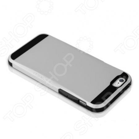 Чехол для iPhone 6 Plus ITSKINS EvolutionЗащитные чехлы для iPhone<br>Чехол для iPhone 6 Plus ITSKINS Evolution аксессуар для защиты корпуса вашего смартфона. Такие дорогие модели нужно хорошо оберегать, поэтому чехол просто необходим в любых условиях. Это полезная и красивая вещь, которая подчеркнет вашу исключительную индивидуальность как на деловой встрече, так и на вечеринке с друзьями или романтическом свидании. Преимущества:  Отлично подходит по размерам гаджета, практически не влияя на его вес и не затрудняя доступ ко всем его функциям.  Предоставляет отличную защиту от царапин, механических повреждений и нежелательных потертостей.  Изготовлен из ударопрочного поликарбоната, внутренняя из мягкого TPU.<br>
