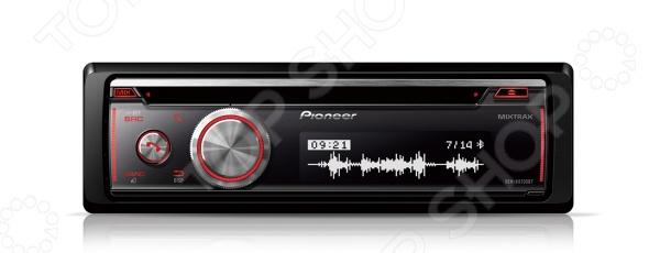 Автомагнитола Pioneer DEH-X8700BT автомагнитола cd pioneer deh x8700bt 1din