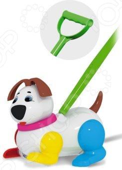 Каталка для малыша Стеллар «Собачка» 10501 каталки игрушки viga каталка собачка