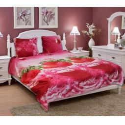 фото Комплект постельного белья Amore Mio Yummy. Mako-Satin. 1,5-спальный