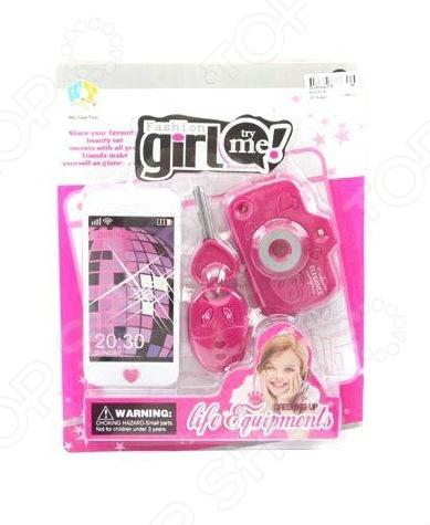 Игровой набор для девочки Shantou Gepai Fashion girl WY333-6