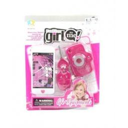 фото Игровой набор для девочки Shantou Gepai Fashion girl WY333-6