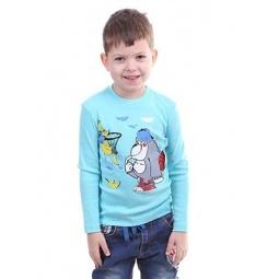 фото Джемпер для мальчика Свитанак 857559. Размер: 28. Рост: 98 см