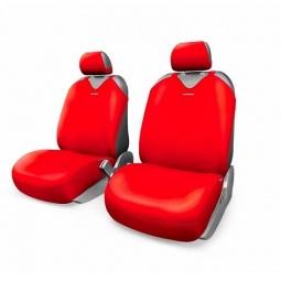Купить Набор чехлов-маек для передних сидений Autoprofi R-402Pf R-1 Sport Plus