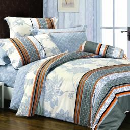 фото Комплект постельного белья Amore Mio Piccadilly. Provence. 1,5-спальный