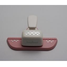 фото Дырокол фигурный для декорирования кромки листа ScrapBerry's HCP 606.045