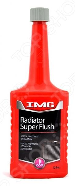 Промывка радиатора IMG MG-304Другие технические автомобильные жидкости<br>Промывка радиатора IMG MG-304 это высокоэффективная промывка для радиатора, которая предназначена для быстрого очищения системы, удаления накипи, ржавчины и продуктов окисления. Промывка предохраняет двигатель от перегрева и выхода из строя, а так же предотвращает износ и заклинивание деталей, восстанавливает тепловой баланс двигателя. Кроме того, средство безопасно для резиновых уплотнителей, шлангов, пластиковых и металлических деталей, промывка совместима со всеми видами охлаждающихся жидкостей.<br>