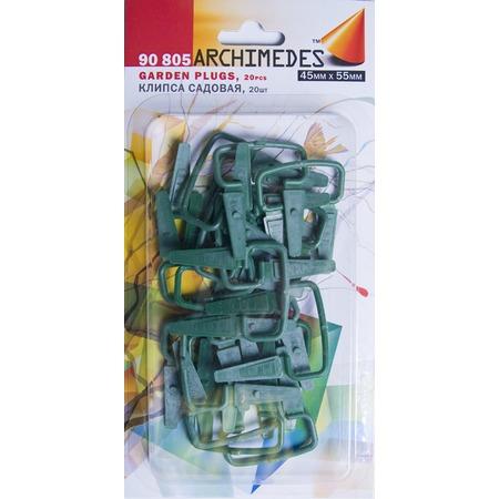 Купить Клипса садовая Archimedes 90805