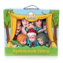 фото Набор для кукольного театра Жирафики «Морозко»
