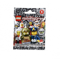 фото Конструктор LEGO Mini Figures серия 9. В ассортименте
