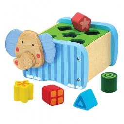 Купить Сортер I'm toy «Слон»