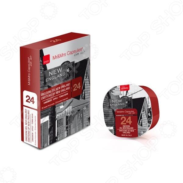 фото Арома капсулы для диффузора Mr&Mrs Fragrance Emotions Of New England, Ароматизаторы воздуха