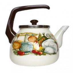 Купить Чайник со свистком Interos «Кухня»