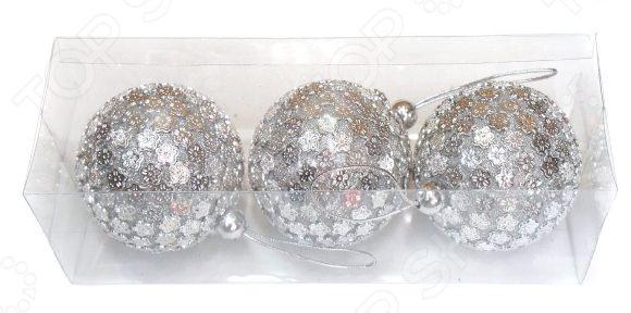 Набор новогодних шаров Новогодняя сказка 972180