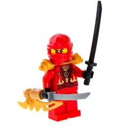 фото Фигурка сборная LEGO «Воин Кай»
