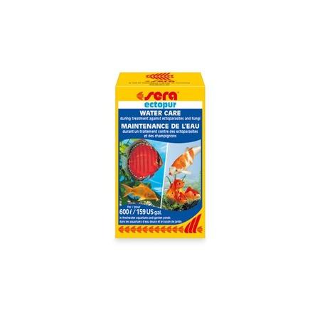 Купить Средство лекарственное для аквариумных рыб Sera Ectopur