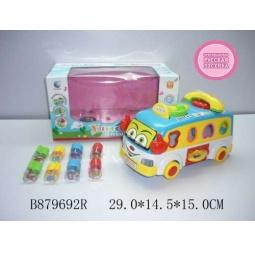 Купить Игрушка-сортер Tongde «Автобус»