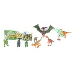 фото Набор динозавров Shantou Gepai 9618-10