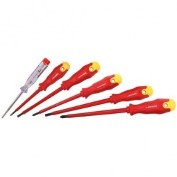 Купить Набор отверток диэлектрических Stayer Profi-Electro 25145-H6_z01