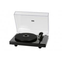 фото Проигрыватель виниловых дисков Music Hall mmf 5.1. Цвет: черный лак