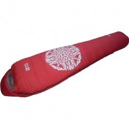 фото Спальный мешок NOVA TOUR «Арктика». Расположение молнии: левостороннее. Цвет: красный