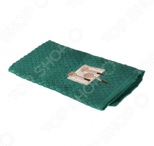 Полотенце кухонное махровое BONITA ПЛВФ1027 махровое полотенце для кухни quelle bonita 1010687