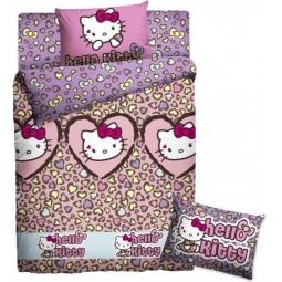 Купить Детский комплект постельного белья Hello Kitty 180226