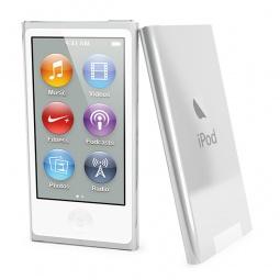 фото Чехол и пленка на экран Muvit Clear Back для iPod Nano 7G