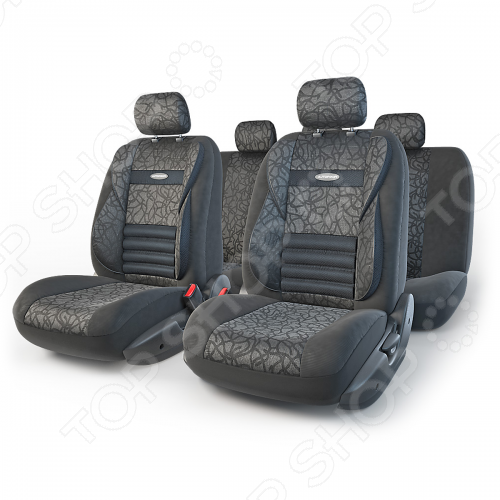 Набор чехлов для сидений Autoprofi CMB-1105 Comfort Combo чехол autoprofi comfort combo black dark grey cmb 1105 bk d gy m