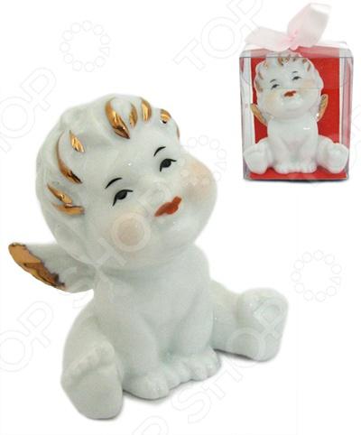 Фигурка декоративная Elan Gallery Ангел фигурка декоративная ангел 11см 659150