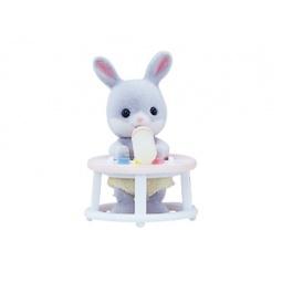 фото Игровой набор Sylvanian Families «Кролик на ходунках»
