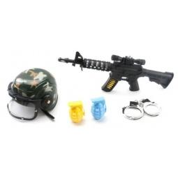 фото Набор оружия игрушечный Shantou Gepai «Полицейский» 745