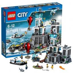 фото Конструктор игровой LEGO «Остров-тюрьма»
