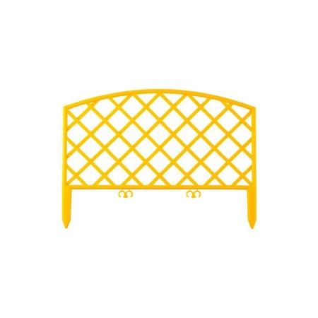 Купить Забор декоративный Grinda «Плетень» 422207