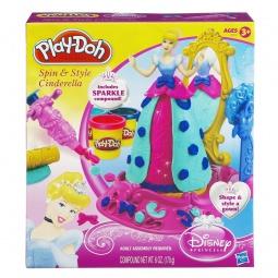 фото Набор пластилина Play-Doh Платье Золушки
