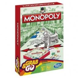 фото Игра настольная Hasbro «Дорожная Монополия»