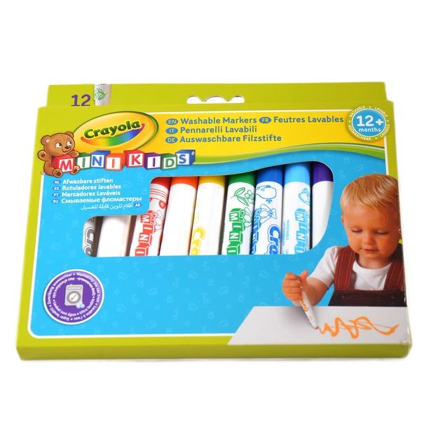 фото Набор фломастеров Crayola First Markers