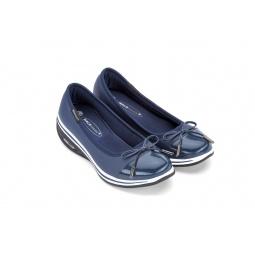 Купить Балетки Walkmaxx 3.0. Цвет: синий