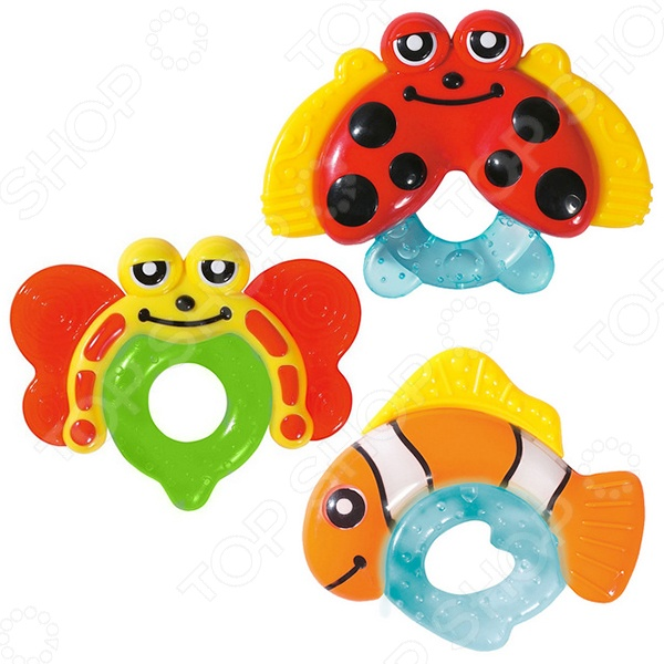 Прорезыватель-игрушка Simba 4013525. В ассортименте