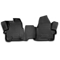Комплект ковриков в салон автомобиля Novline-Autofamily KIA Sorento 2012-2015 - фото 10