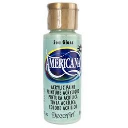 фото Краска акриловая DecoArt Премиум Americana. Цвет: морская пена