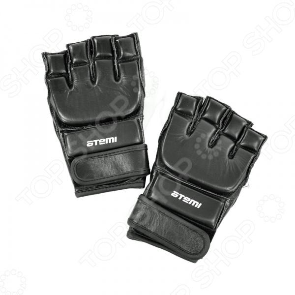 Перчатки для смешанных единоборств Перчатки mix fight ATEMI 05-001
