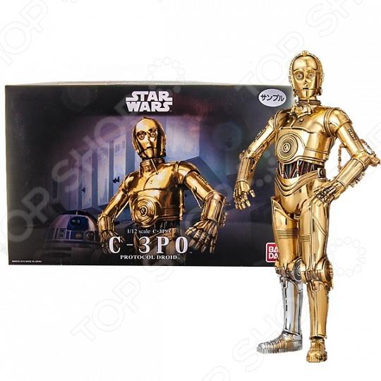 Модель сборная Bandai C-3PO 84617