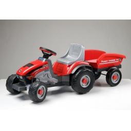 Купить Трактор для детей с механическим приводом Peg-Perego Mini Tony Tiger