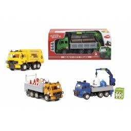 фото Машинка игрушечная Dickie «Большегрузная коммунальная техника». В ассортименте