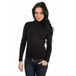 фото Свитер Mondigo 9023. Цвет: черный. Размер одежды: 42