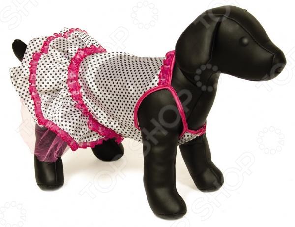 Платье для собак DEZZIE «Фокси» платье для собак dezzie рейси