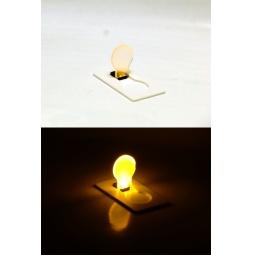фото Свеча светодиодная карманная Drivemotion «Лампочка». В ассортименте