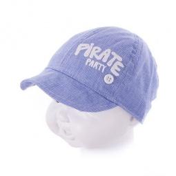 Купить Кепи для малыша ЧУДО-КРОХА Pirate ЯВ119650. Цвет: голубой